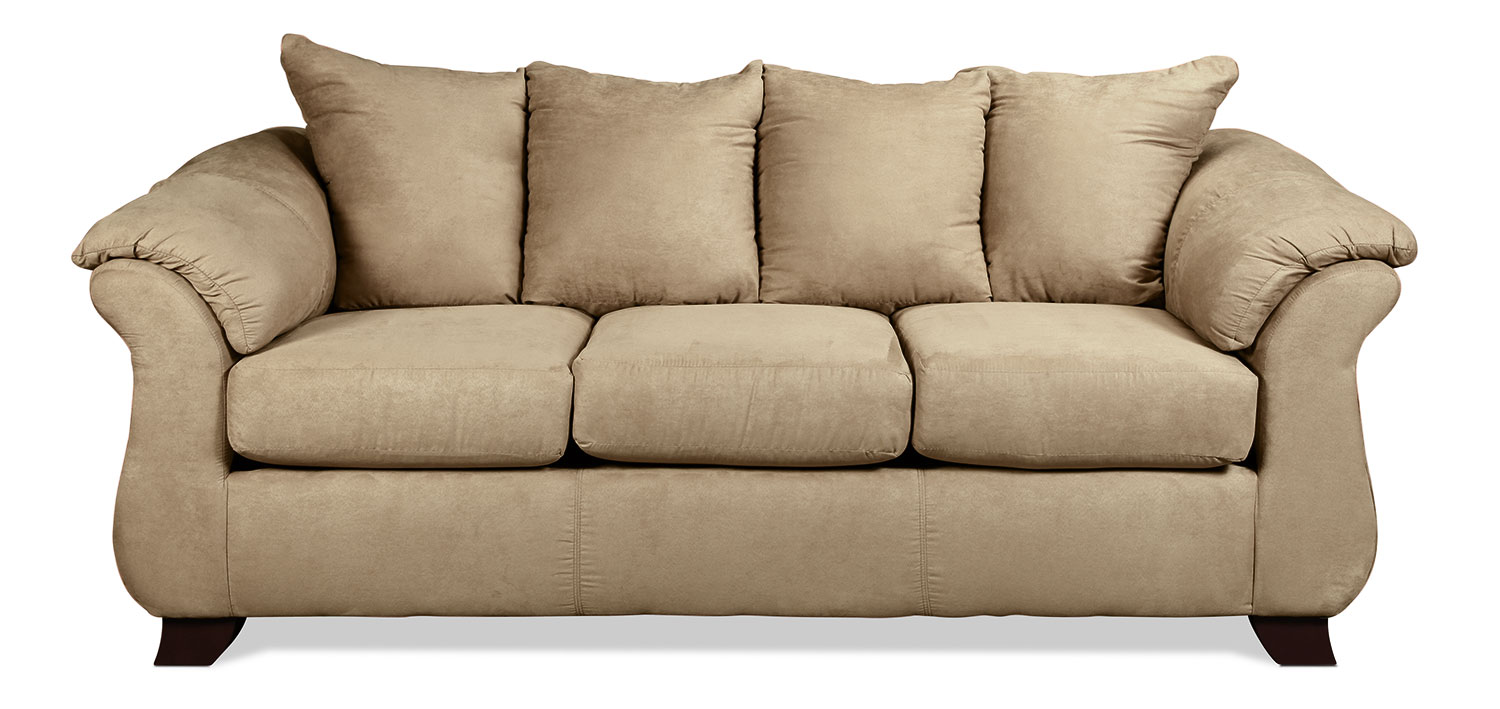 Shelby Sofa - Camel