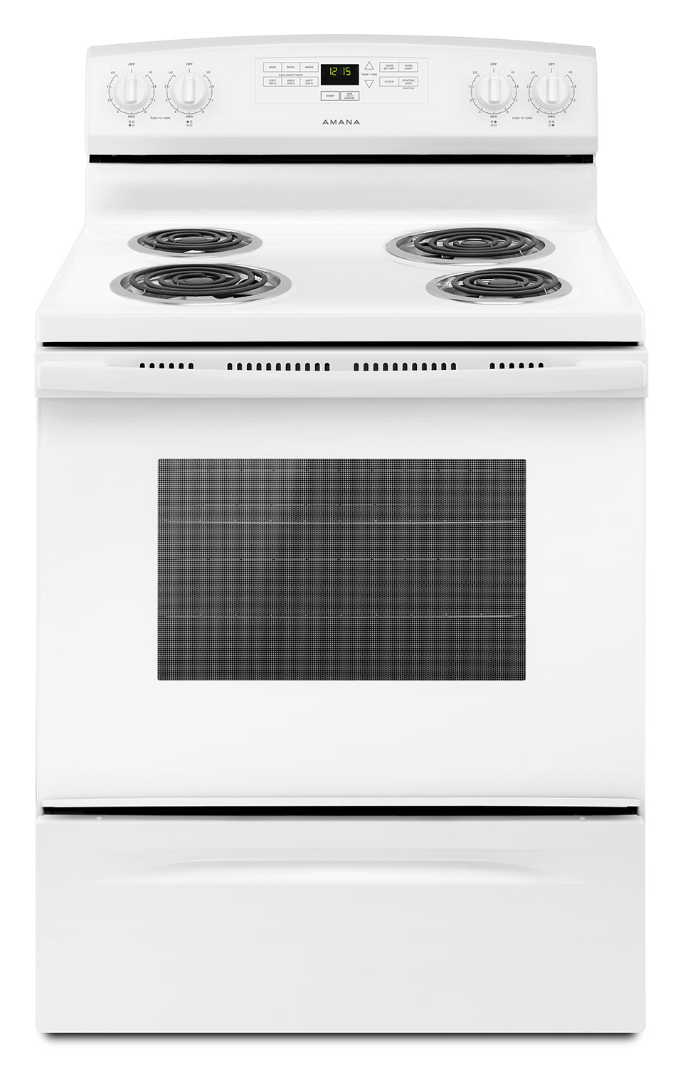 Professional Electric Ranges For The Home Ranges The Brick
