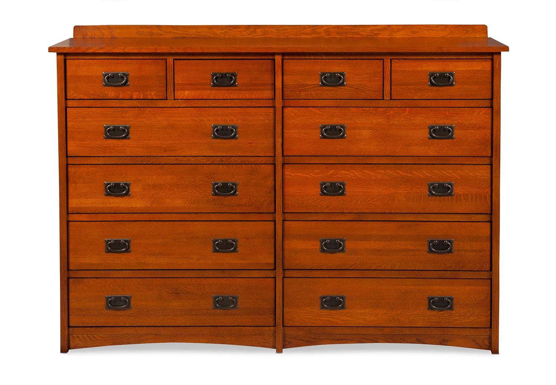 Highlands Dresser - Oak