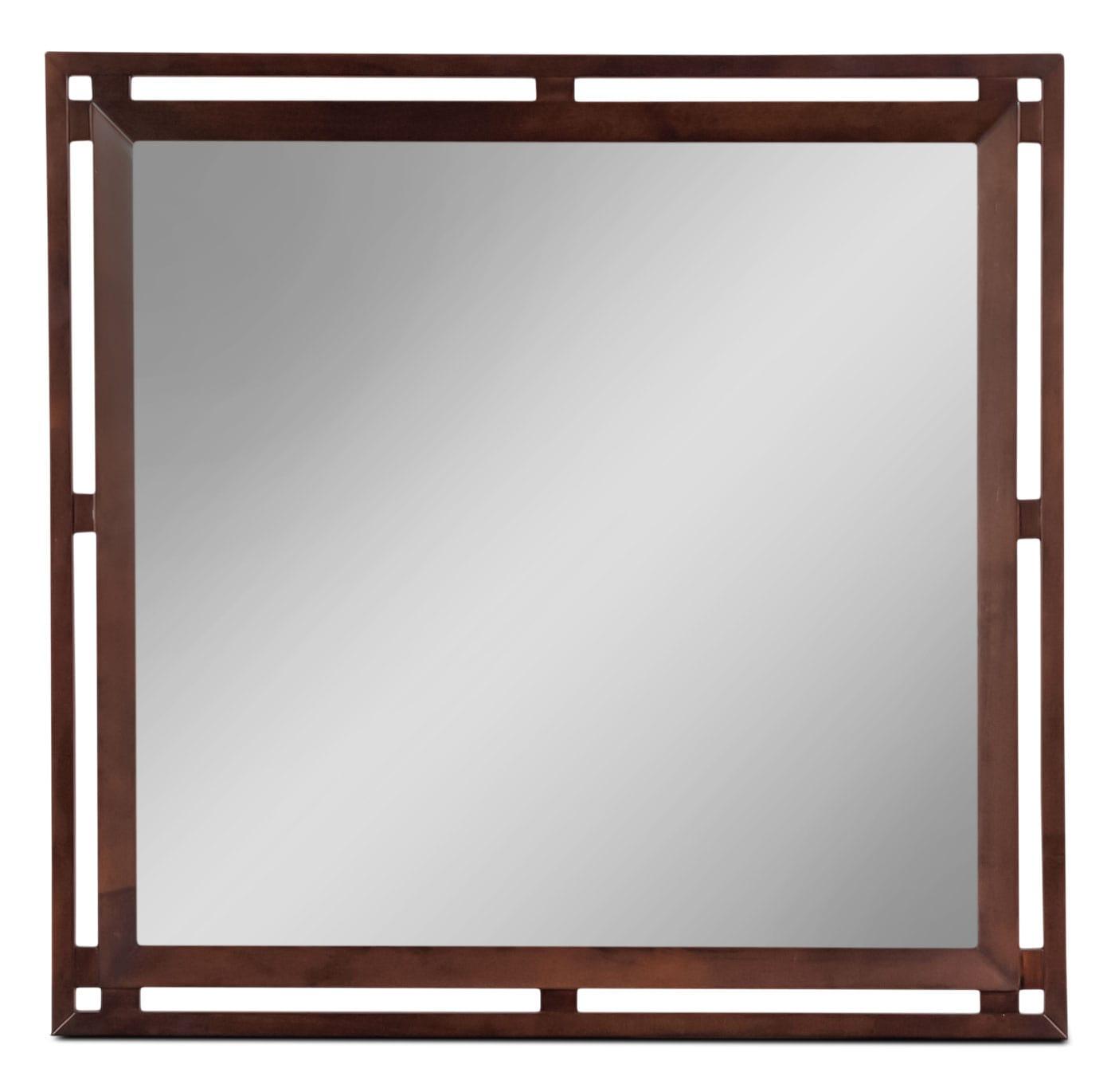 Rockland Mirror - Merlot
