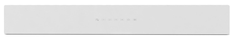 Panneau avant en verre Venmar Ispira IU600E6 - SV09954WH