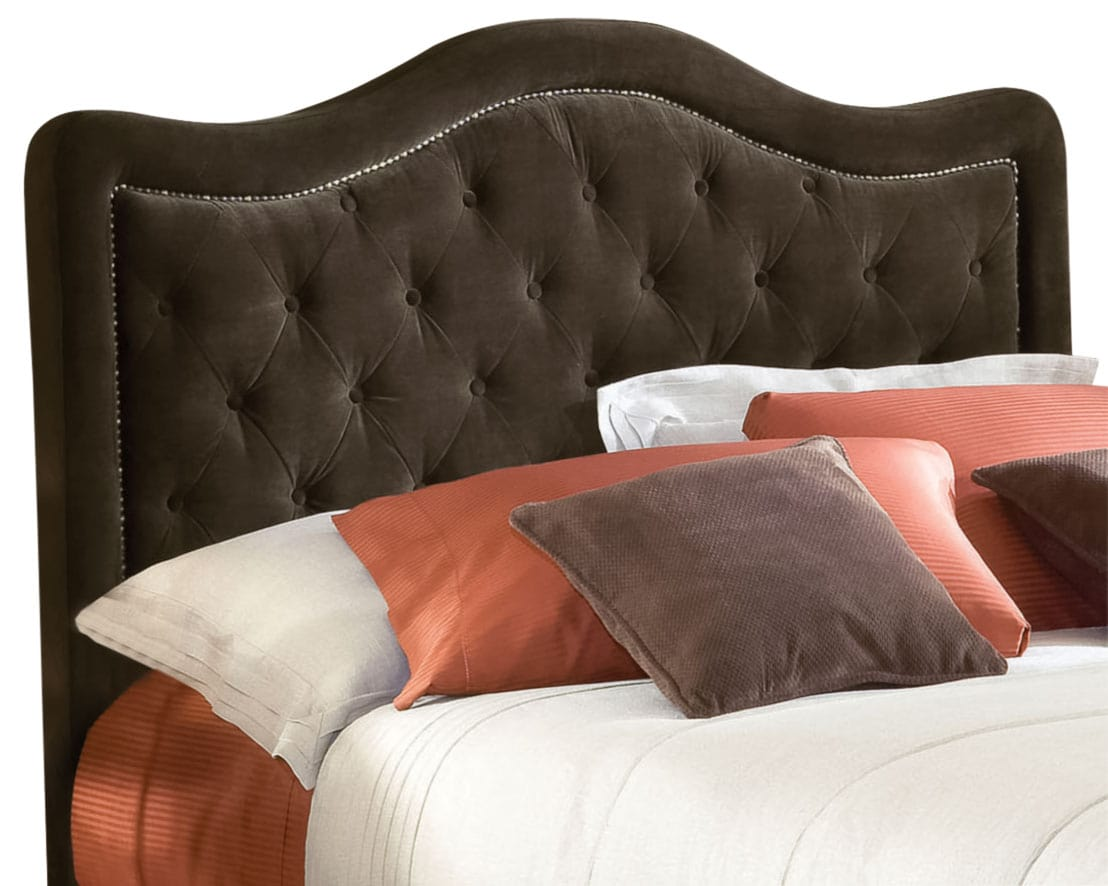 Bedroom Furniture - Trieste King Headboard – Chocolate