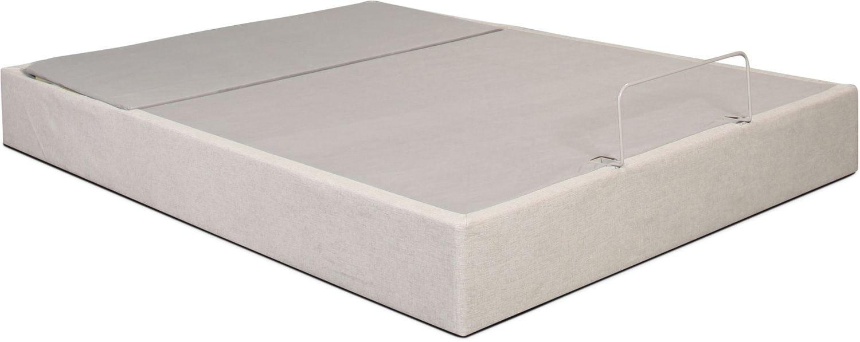 Mattresses and Bedding - Tempur-Pedic Tempur-Up Twin Adjustable Base