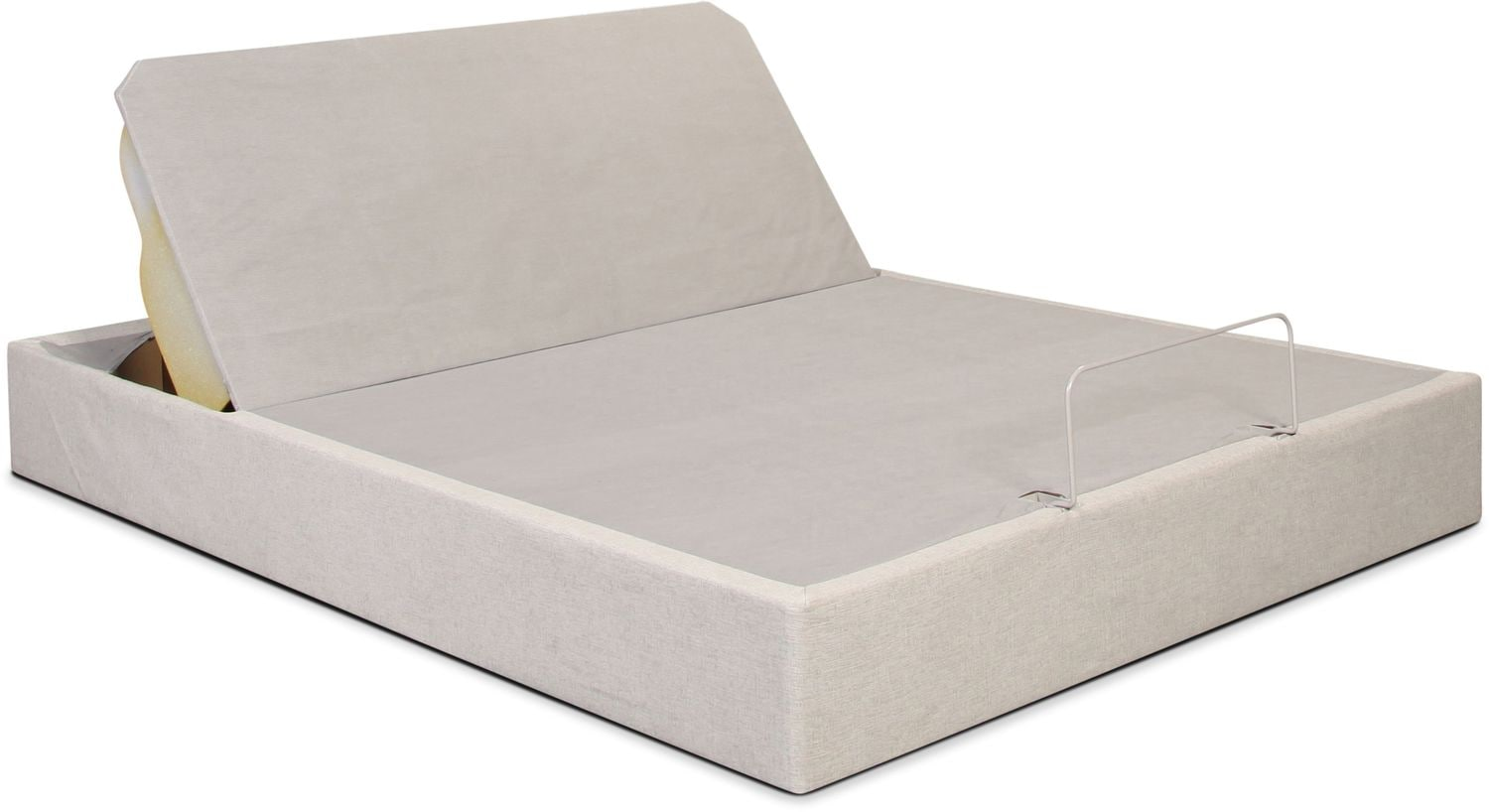 Adjustable Bed Base Full : Tempur pedic up full adjustable base levin furniture