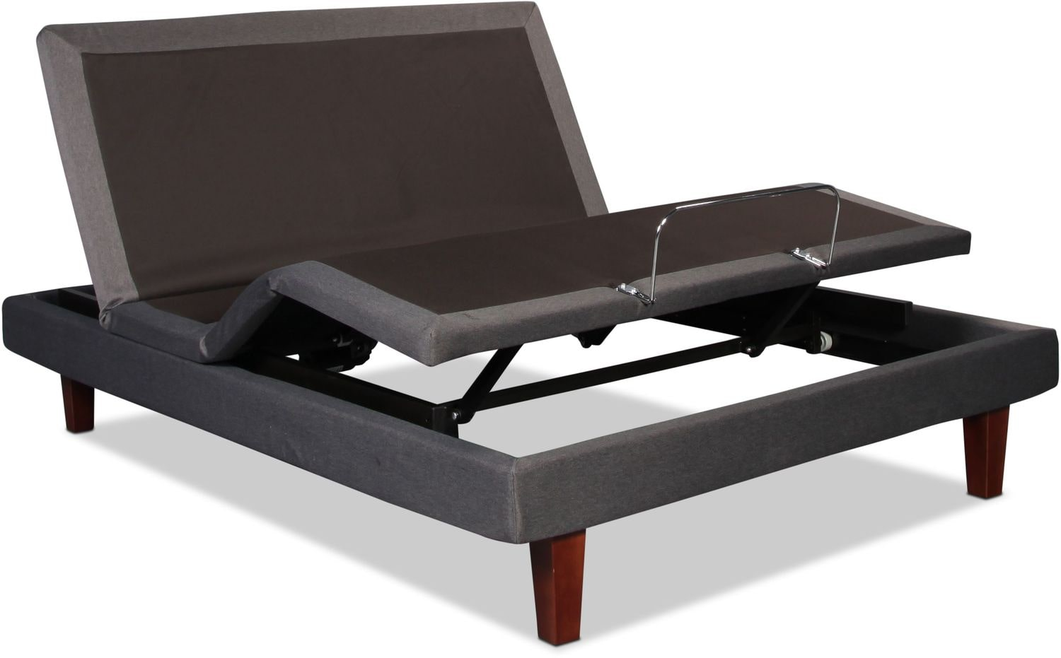 Sealy Posturepedic Adjustable Bed Reviews : Sealy reflexion queen adjustable base levin furniture