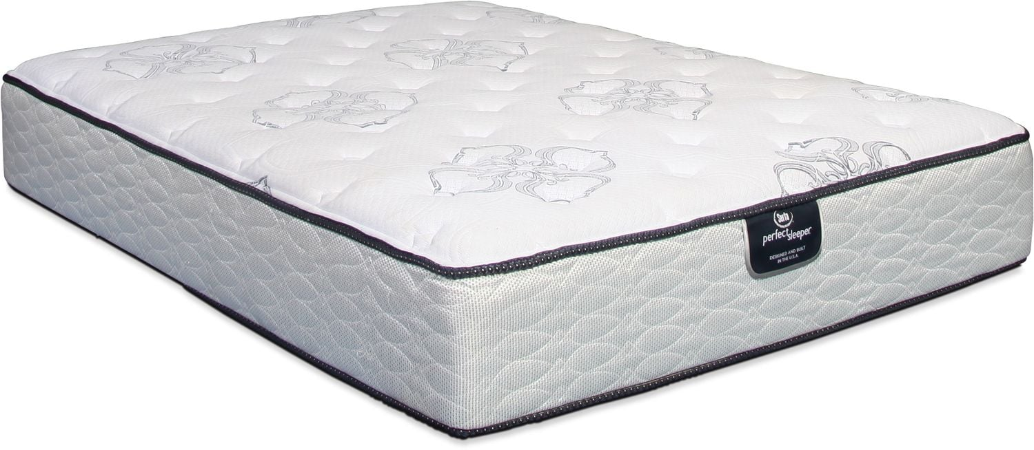 Serta Perfect Sleeper Cushion Firm Queen Mattress