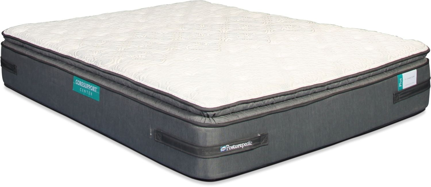 Sealy St. James Park Queen Firm Pillowtop Mattress