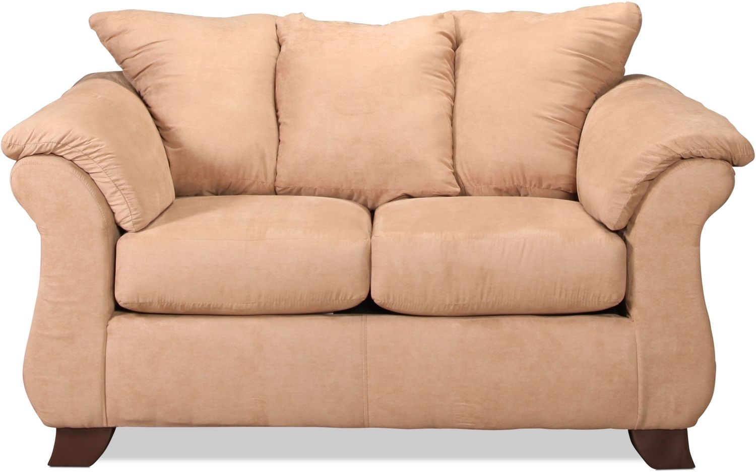 Shelby Loveseat - Camel