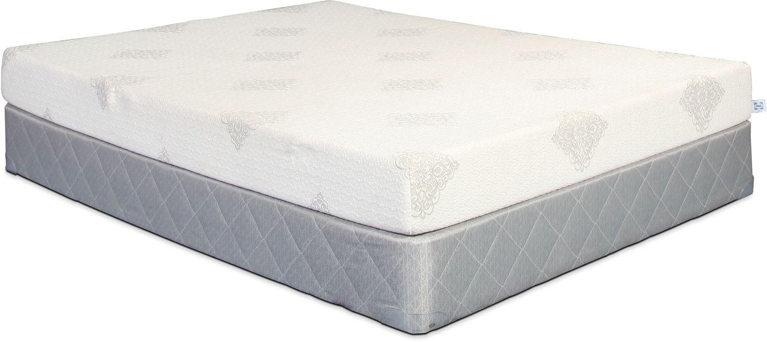 Sealy Gel-O-Pedic Better Twin XL Mattress and Boxspring Set