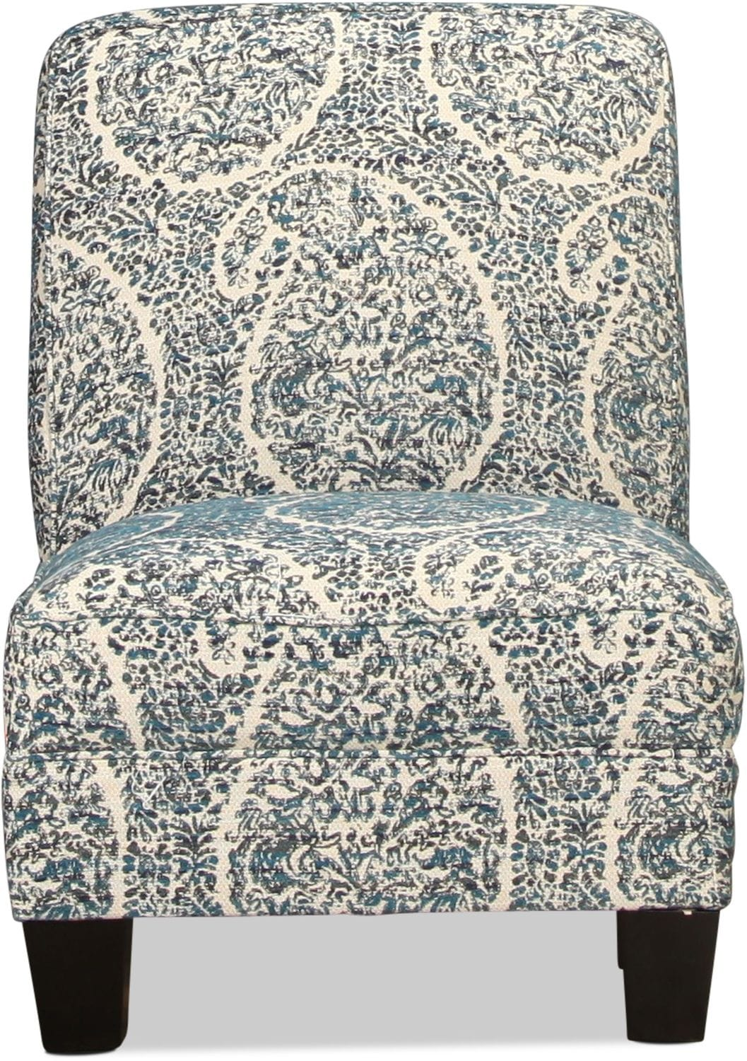 Sawyer Accent Chair - Paisley