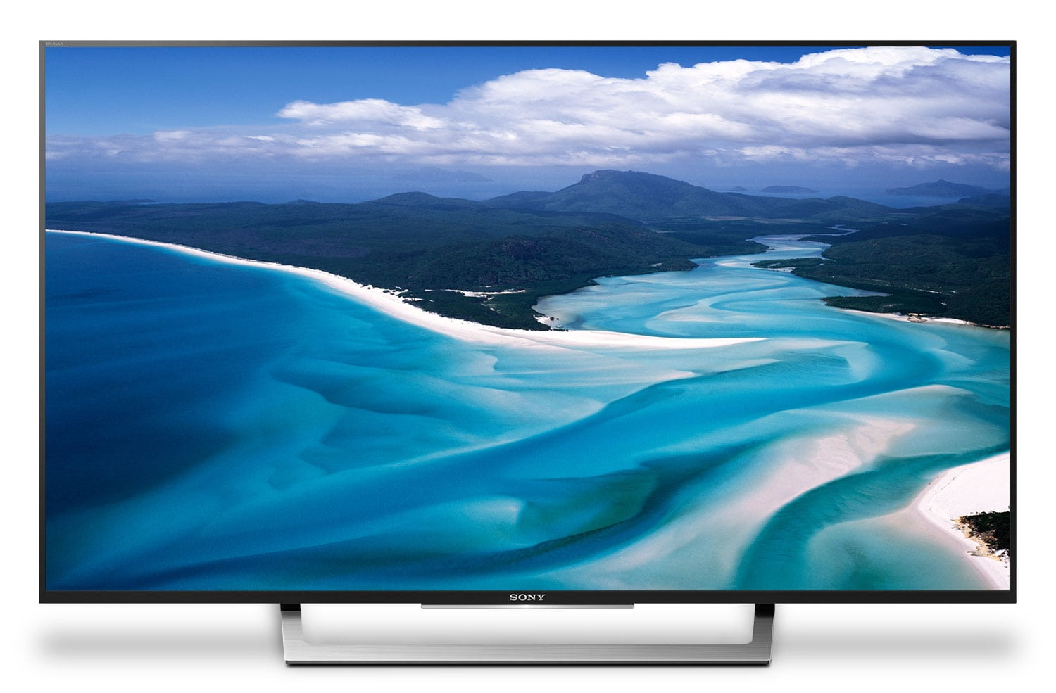 """Televisions - Sony 49"""" X800D 4K HDR Television with Android TV"""