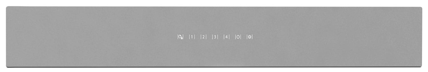 Appliance Accessories - Venmar Ispira IC700E6/IS700E3 Front Glass Panel Insert – SV09956SS