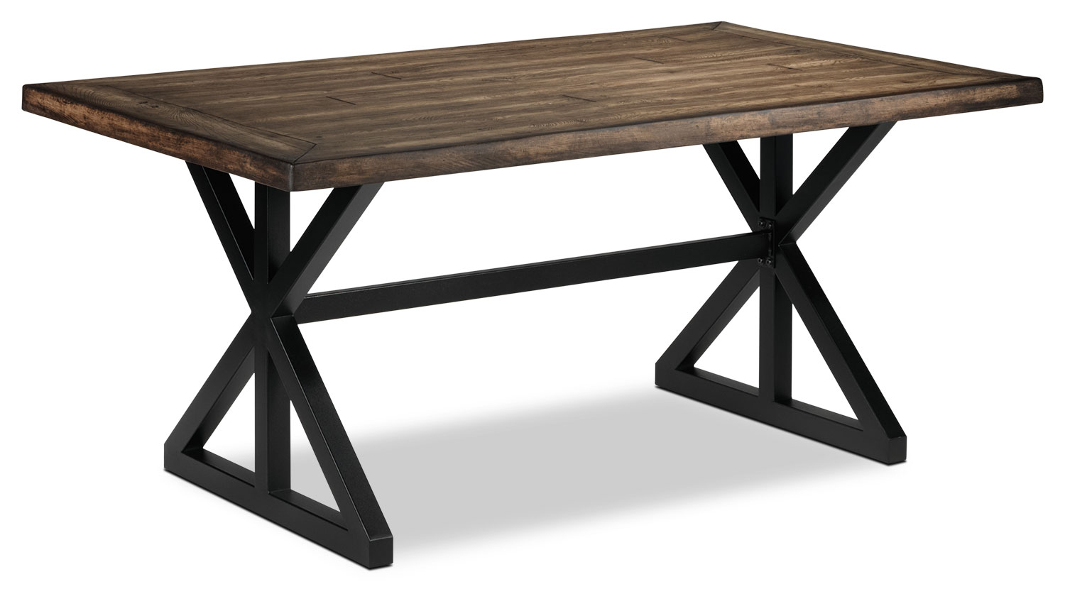Casual Dining Room Furniture - Mabel Dining Table - Honey