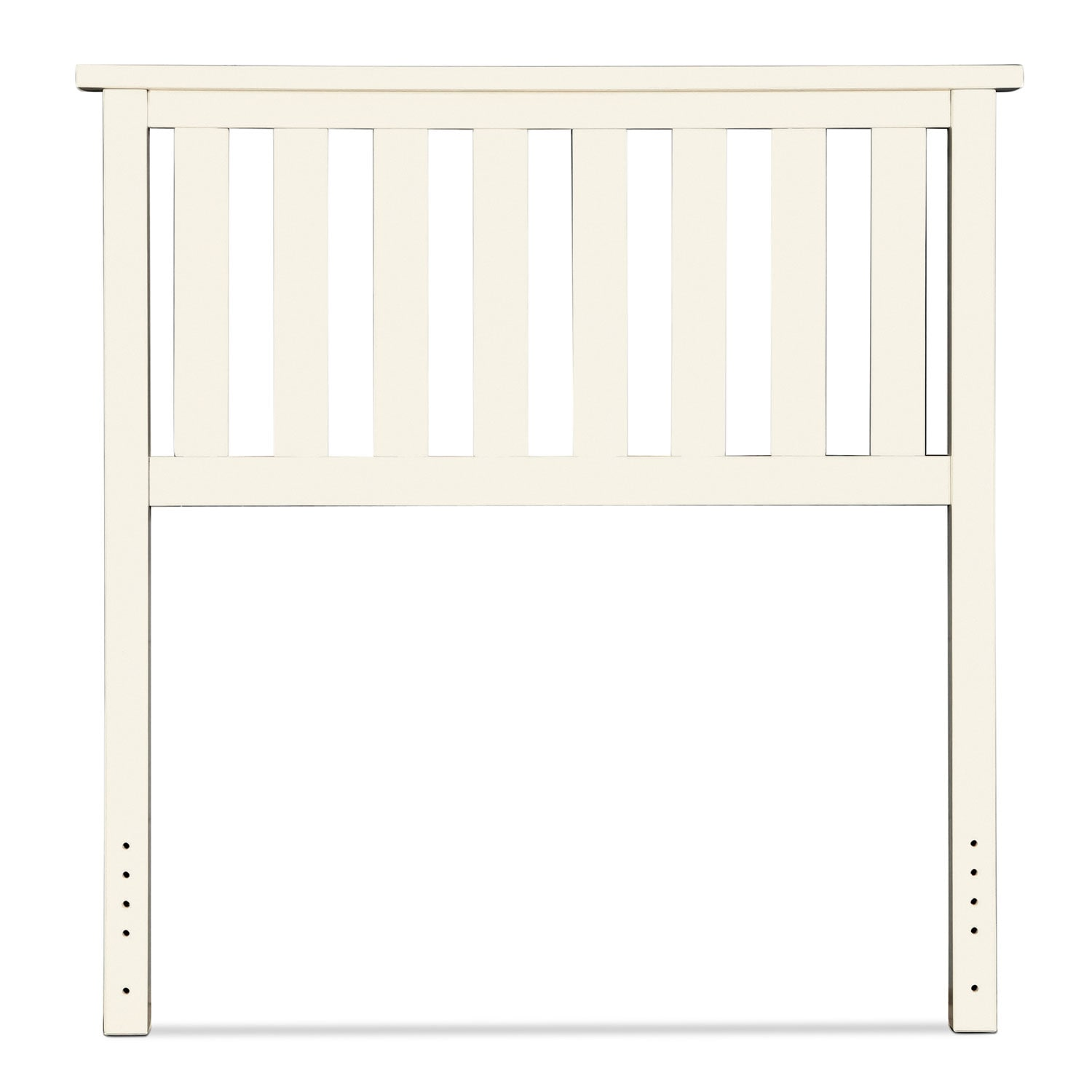 Belmont Twin Headboard - White