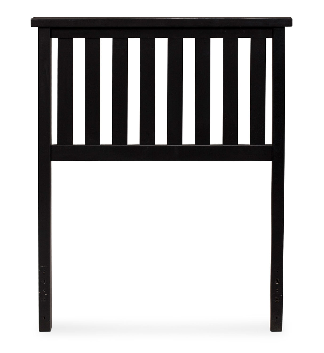 Belmont Twin Headboard - Black