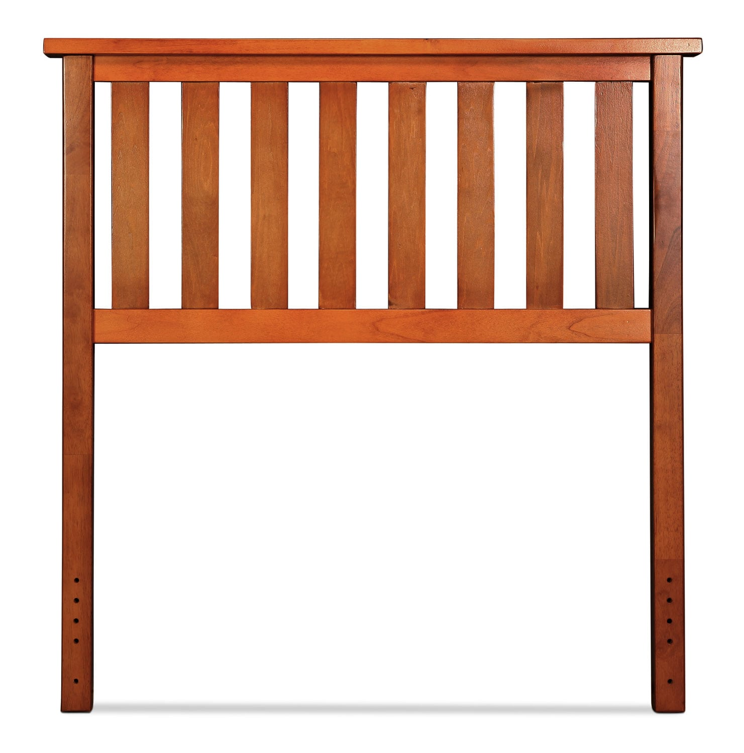 Belmont Twin Headboard - Maple