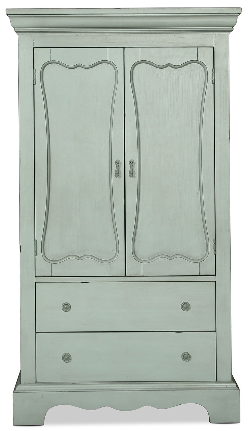 Magnolia Home French Inspired Armoire