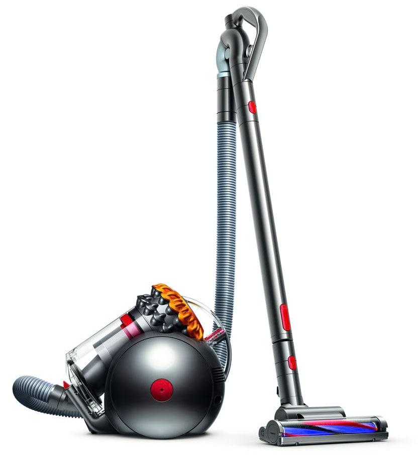 Clean-Up - Dyson Iron Big Ball Multifloor Vacuum