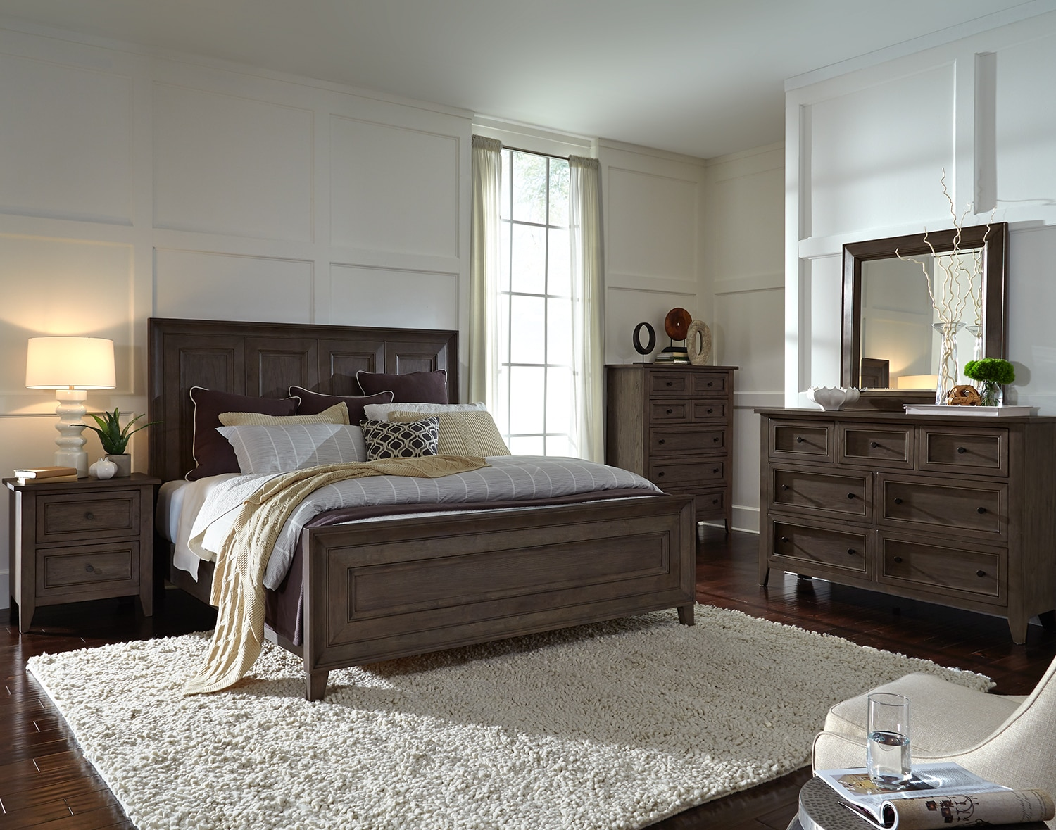 The Talbot Bedroom Collection