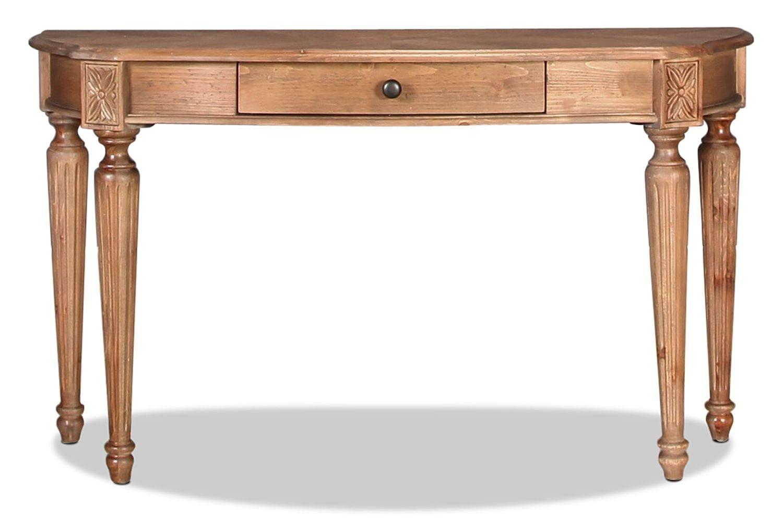 Lloyd Sofa Table - Weathered Oak
