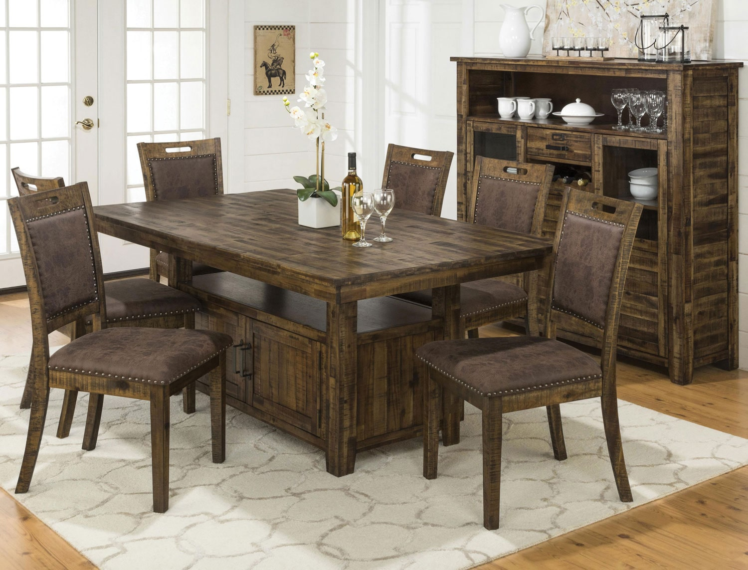 The Reign Dining Collection