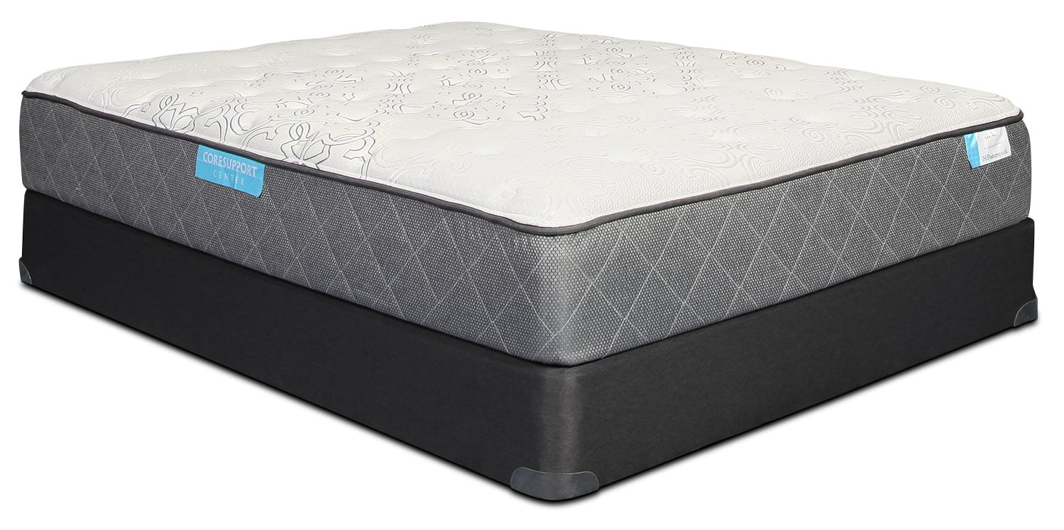 Sealy Generate Ultra Firm Full Mattress and Boxspring Set