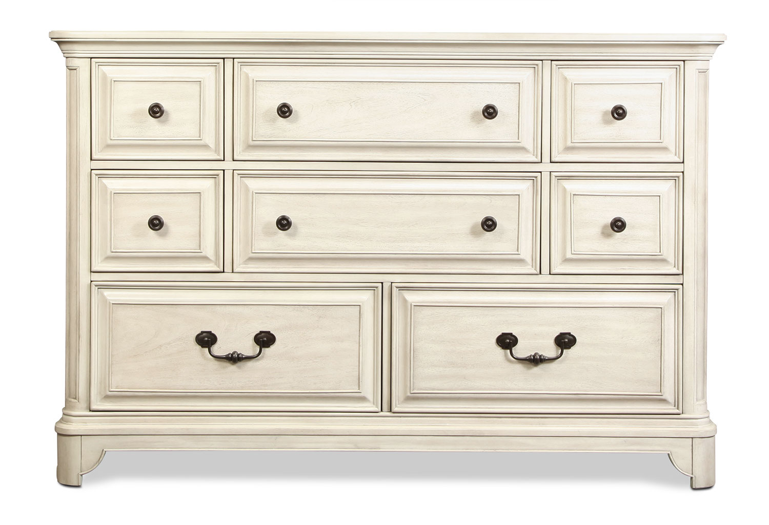 Windsor Lane Dresser - White