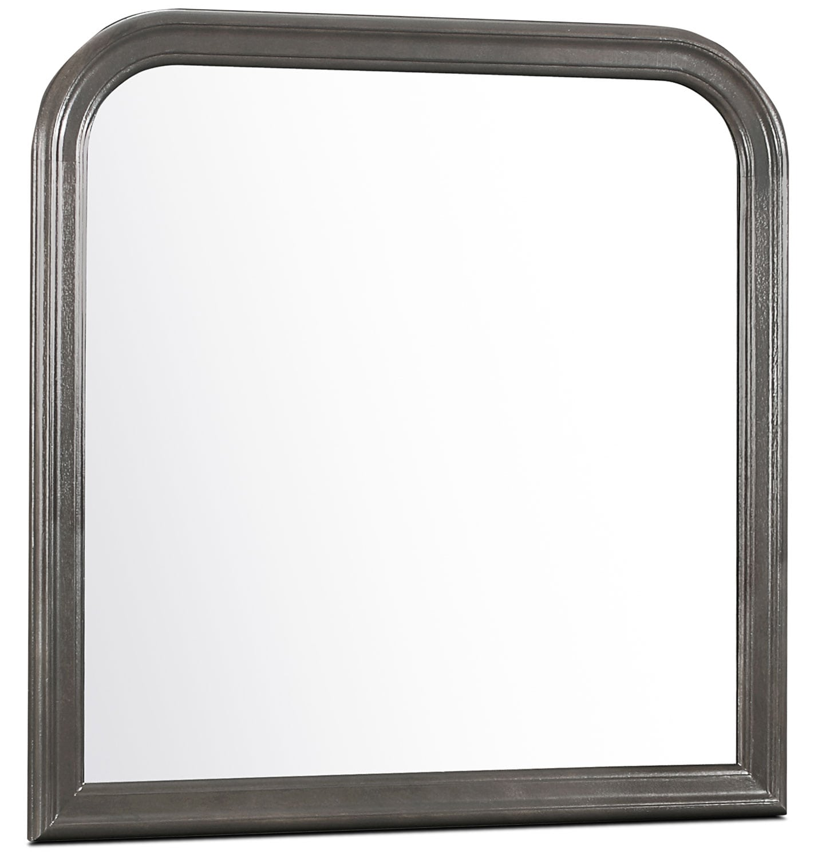 Bedroom Furniture - Lyla Mirror – Grey