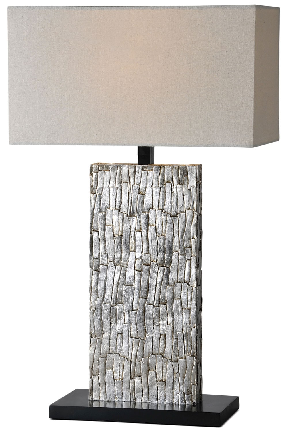 "Accent and Occasional Furniture - Eden 26"" Table Lamp - Off-White"