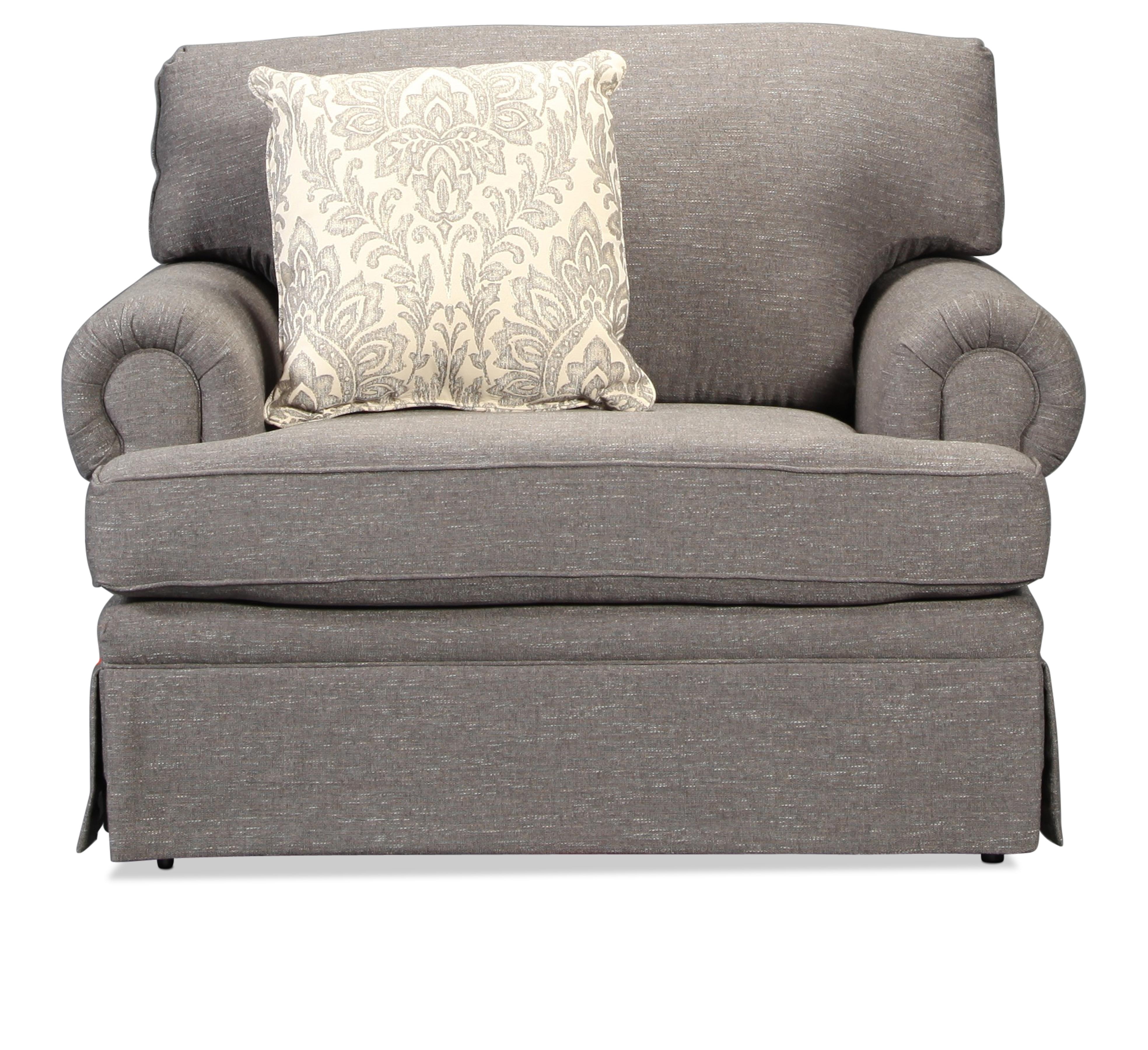 Hawthorne Chair- Pewter