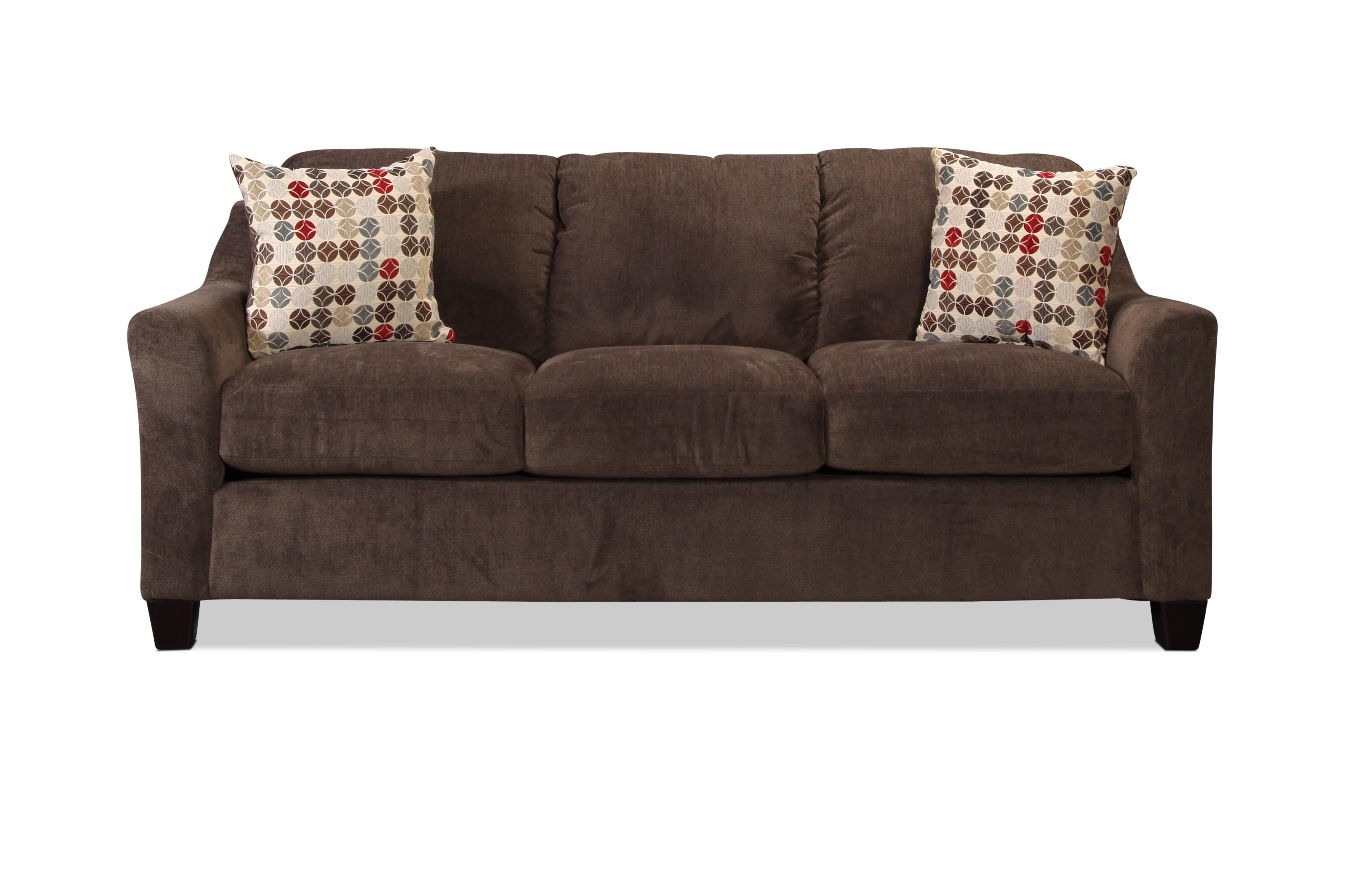 Canoga Sofa- Mink