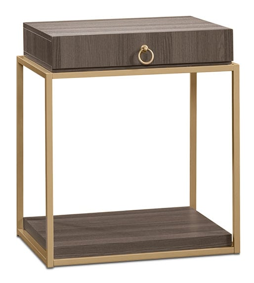 Accent and Occasional Furniture - International Lux Side Table