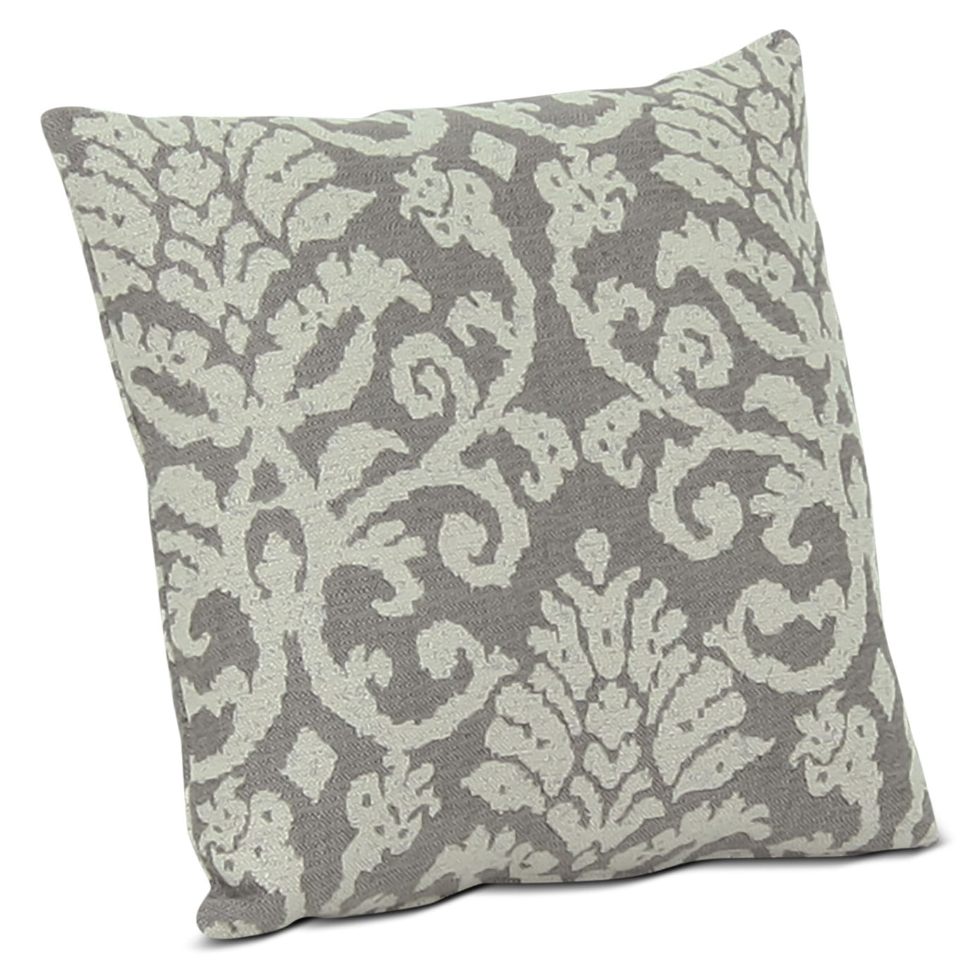 Accent and Occasional Furniture - Designed2B Fabric Accent Throw Pillow – Linen