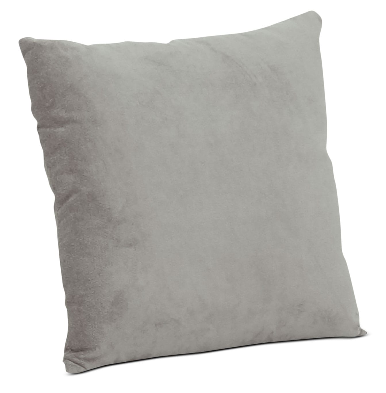 Accent and Occasional Furniture - Designed2B Chenille Accent Throw Pillow – Lavish Grey
