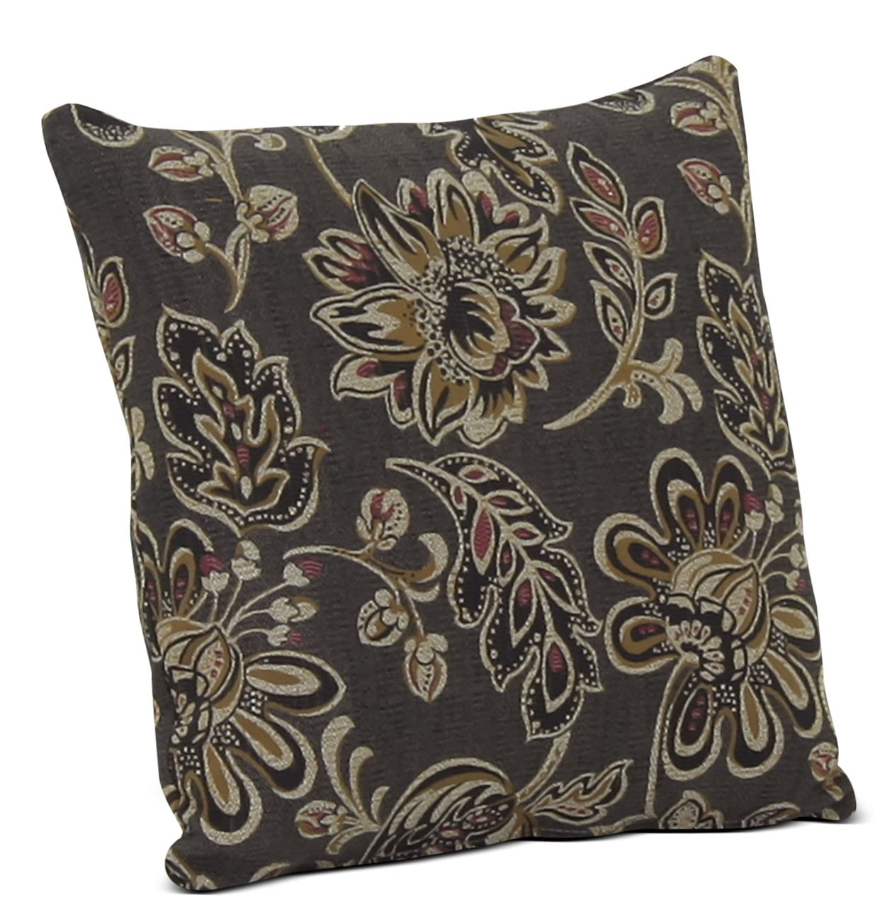 Accent and Occasional Furniture - Designed2B Fabric Accent Throw Pillow – Twilight