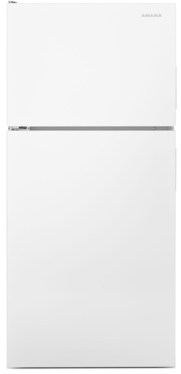 Refrigerators and Freezers - Amana 16 Cu. Ft. Top-Freezer Refrigerator – ART316TFDW