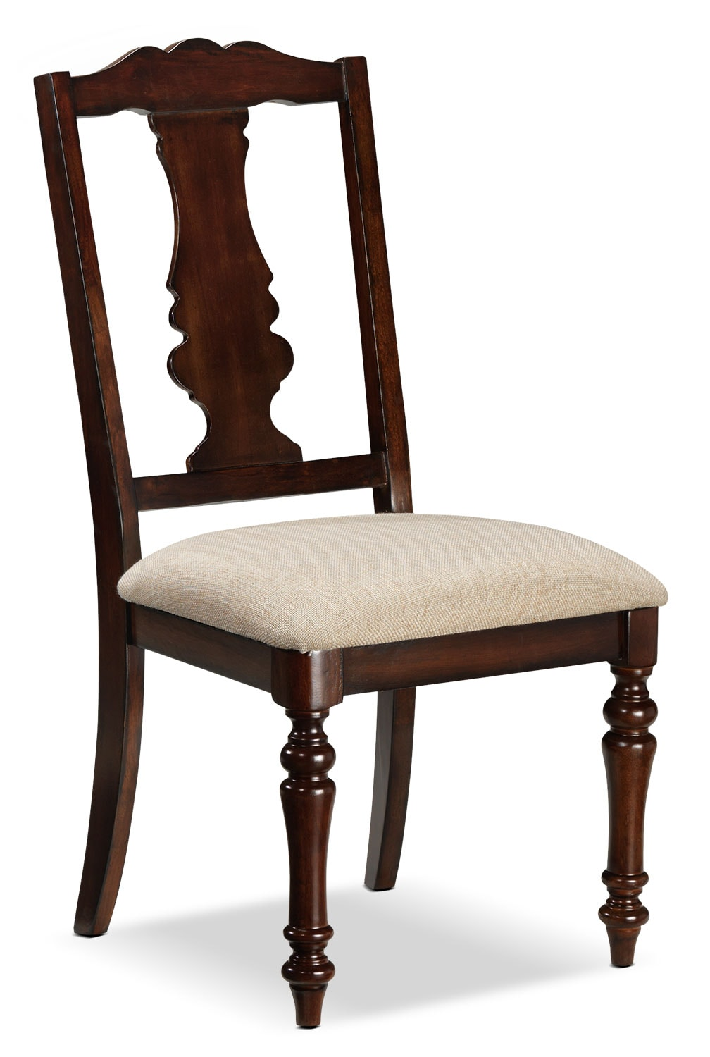 Alice Side Chair - Cherry