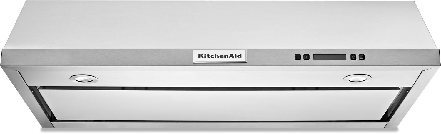 "Cooking Products - KitchenAid 36"" Under-the-Cabinet Range Hood – KVUB606DSS"