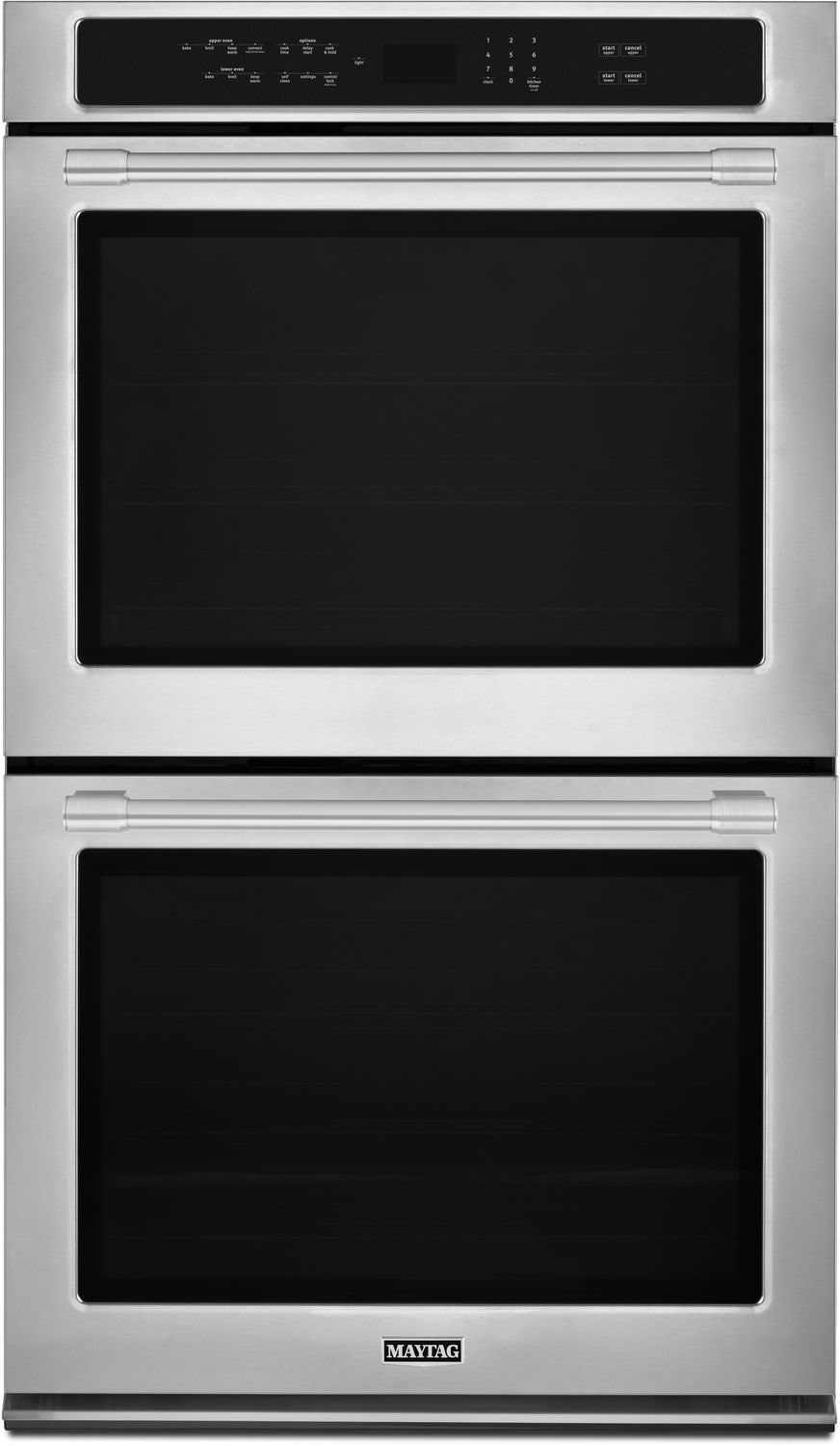Cooking Products - Maytag 10.0 Cu. Ft. Double Wall Oven – MEW9630FZ