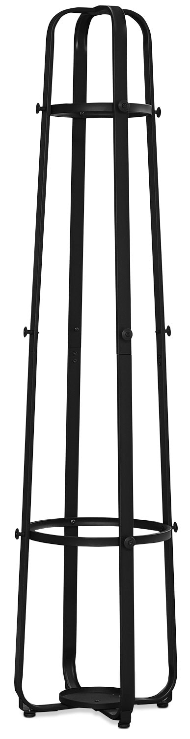 Hall_Entrance Furniture - Mona Coat Rack – Black