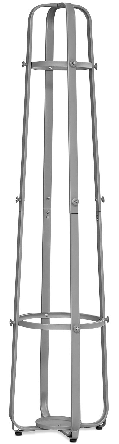 Mona Coat Rack – Silver