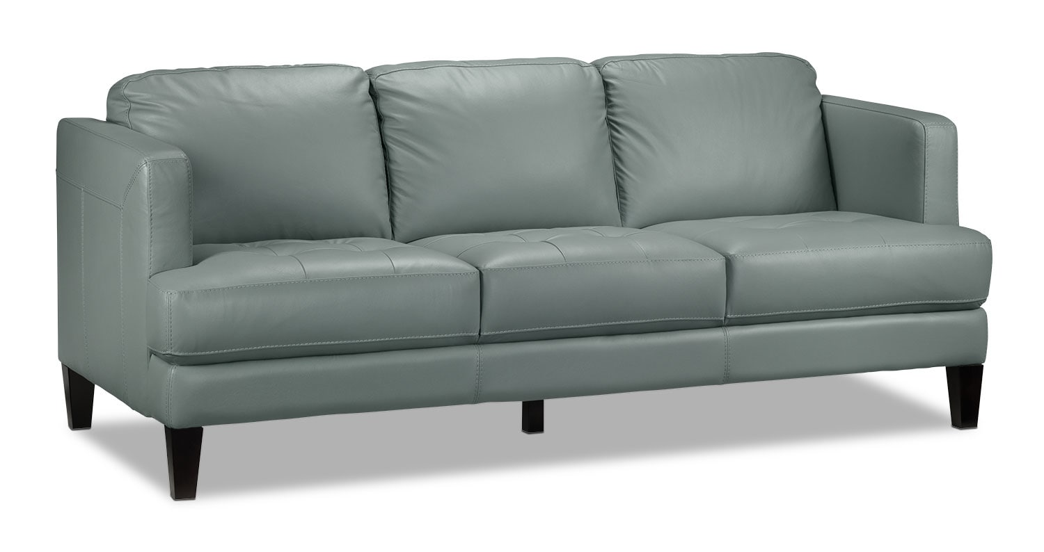 Walker Sofa - Seafoam