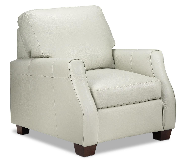 Living Room Furniture - Talbot Chair - Smoke