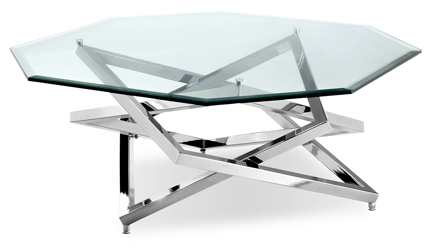 Accent and Occasional Furniture - Konstanz Coffee Table