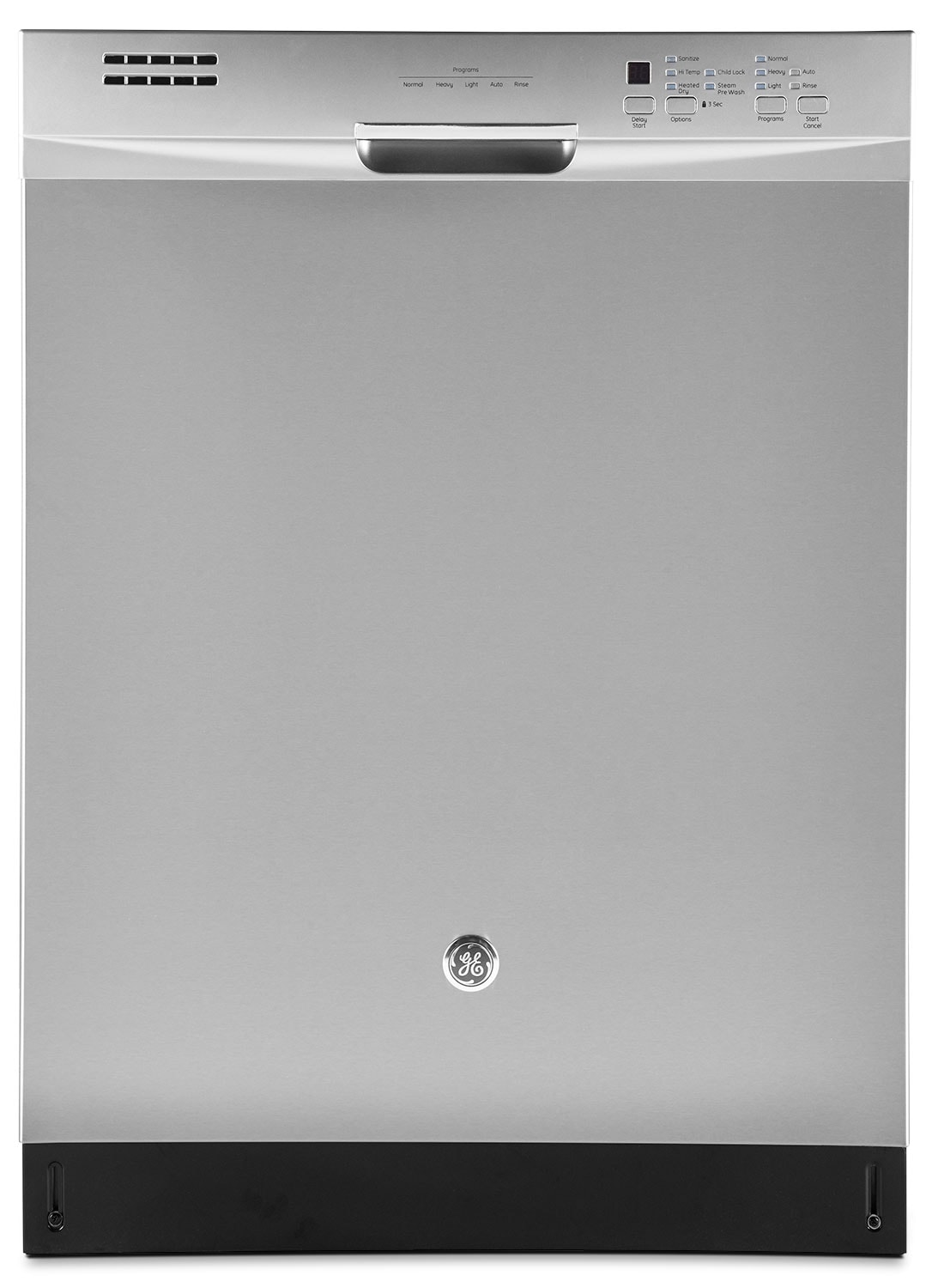 GE Tall-Tub Built-In Dishwasher with Front Controls – GDF630SSKSS