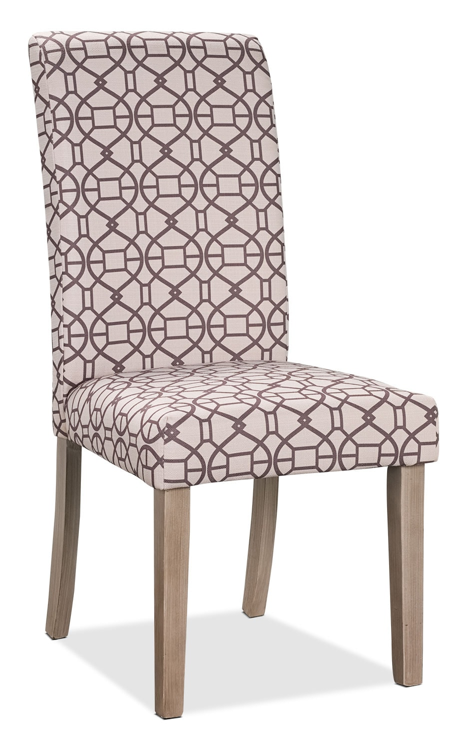 Kalen Dining Chair - Chocolate
