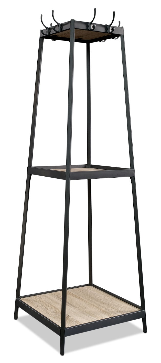 Accent and Occasional Furniture - North Avenue Coat Rack