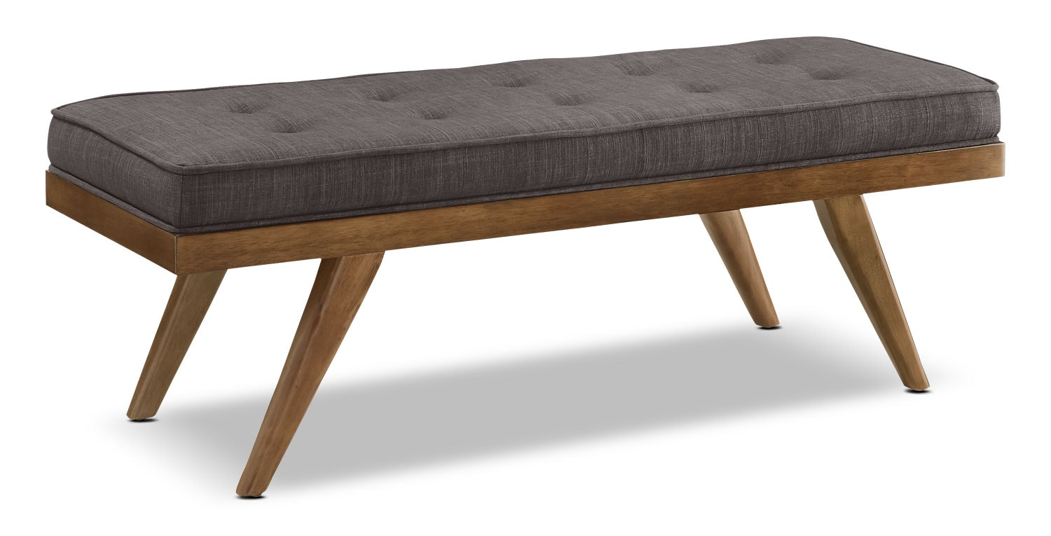 Accent and Occasional Furniture - Arlo Bench – Natural Wood
