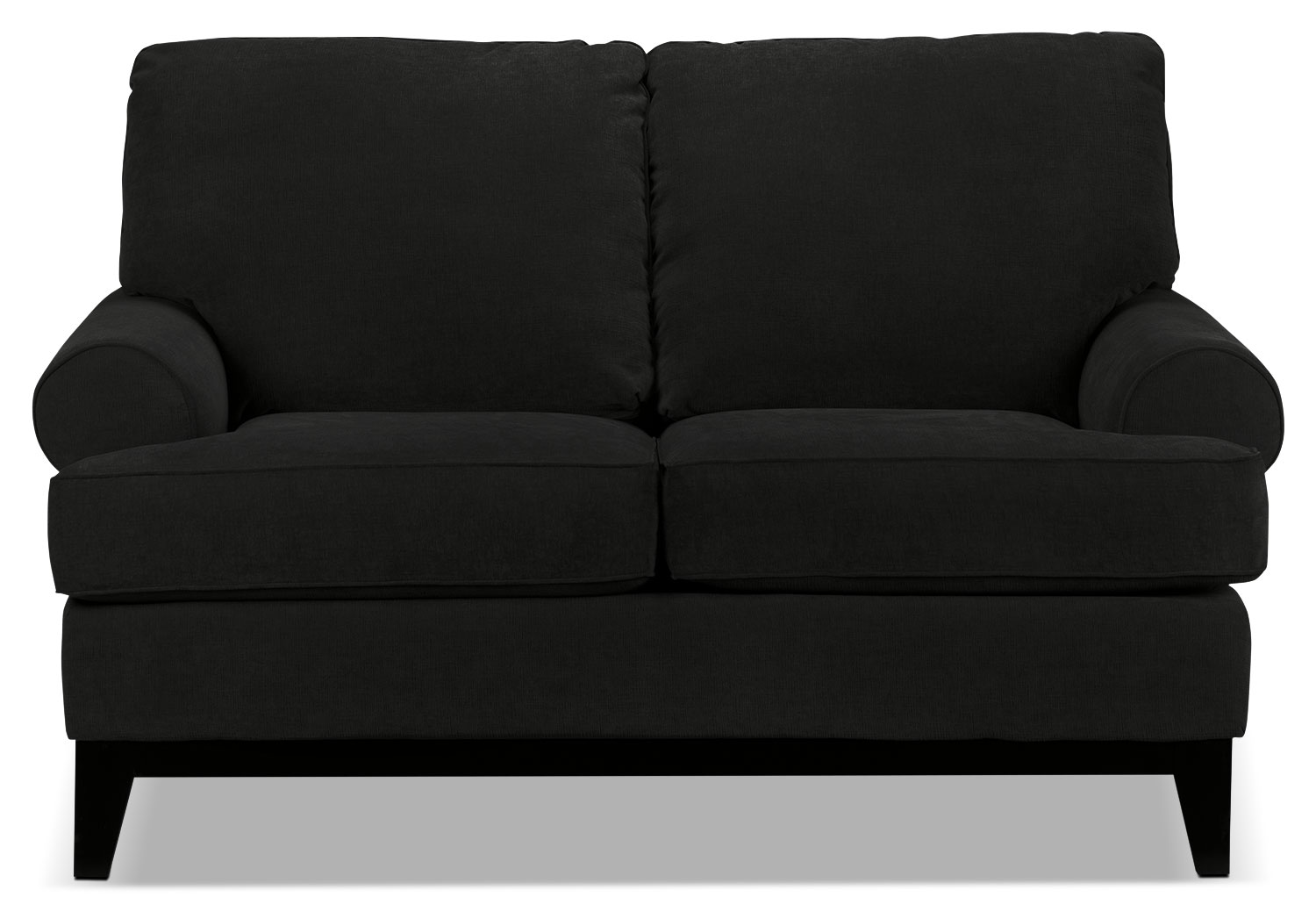 Crizia Loveseat - Black