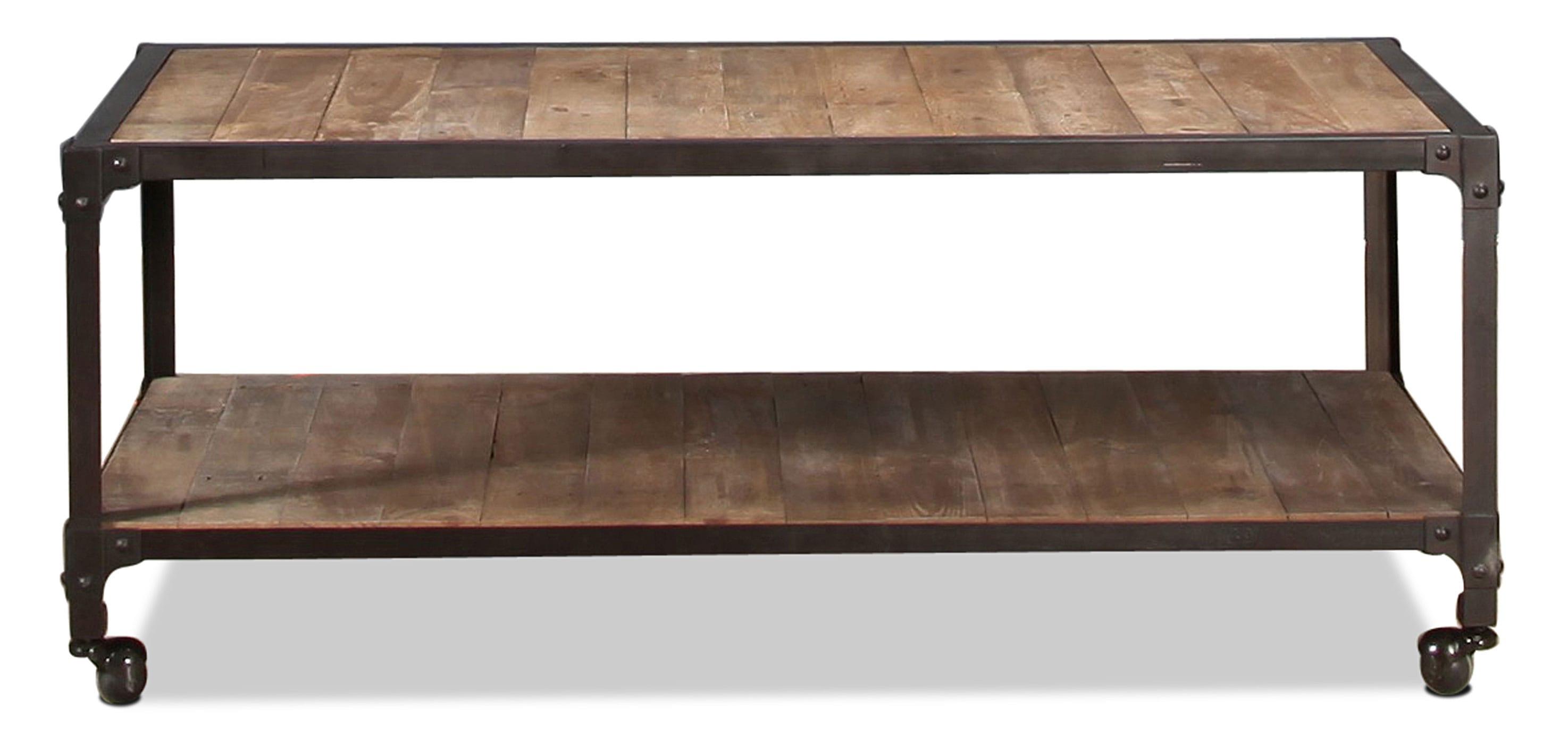 Thomsen Coffee Table - Reclaimed Pine